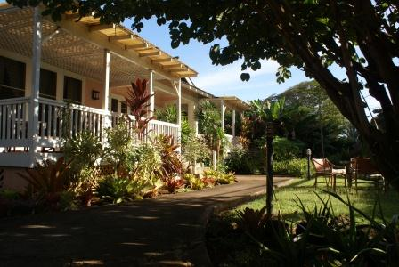 The Kauai Beach Inn - Poipu Bed & Breakfast