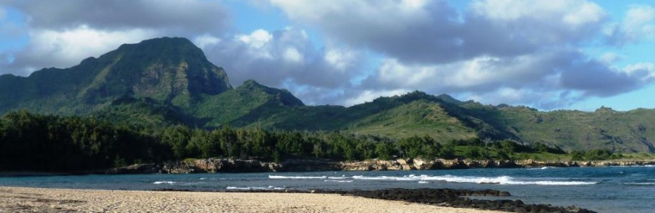 Mahaulepu Beach in Kauai Hawaii