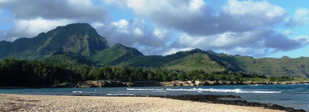 Mahaulepu Beach in Kauai Hawaii