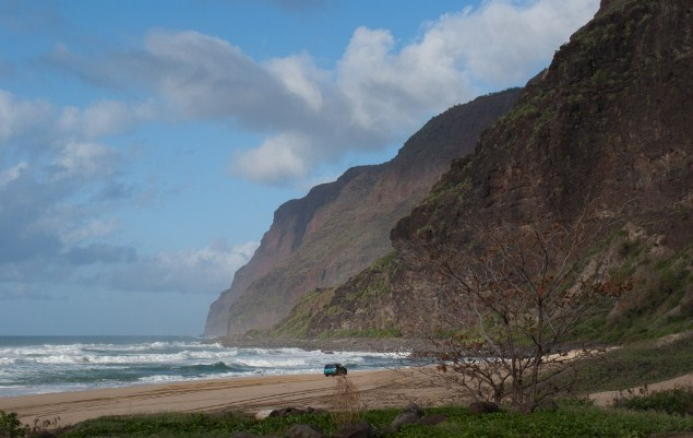 Polihale State Park & Beach Kauai